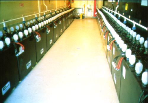 Lead Acid Battery Bank