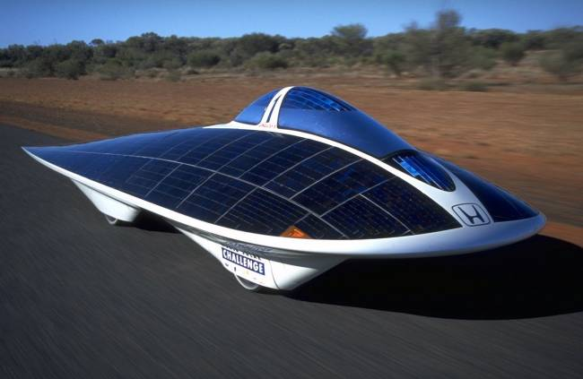 Solar Cars- Pretty Sweet Right?